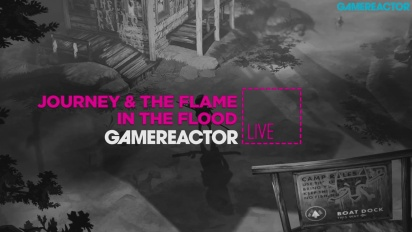 GR Live -uusinta: Journey & The Flame in the Flood 29.7.2015