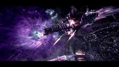 Battlefleet Gothic: Armada -julkaisutraileri