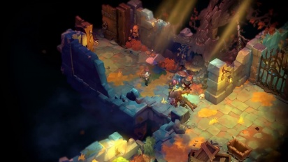 Battle Chasers: Nightwar - Nintendo Switch -kiusoittelutraileri