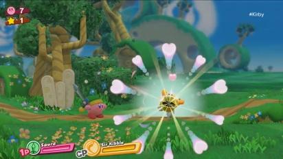 Kirby (työnimi) - E3 2017 -traileri