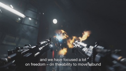 Wolfenstein II: The New Colossus - When There's Trouble, Make It Double -traileri