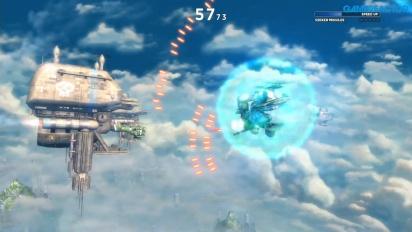 Sine Mora EX - Nintendo Switch -pelikuvaa