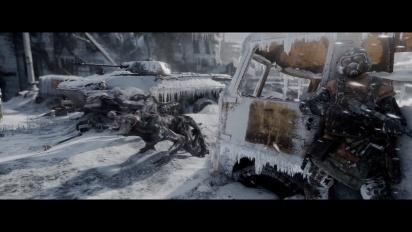 Metro Exodus - The Aurora -traileri