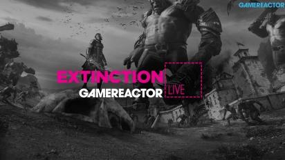 GR Liven uusinta: Extinction