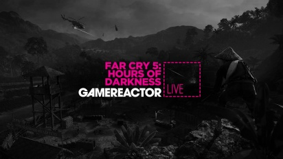 GR Liven uusinta: Far Cry 5: Hours of Darkness