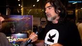 Moons of Darsalon - Dr. Kucho haastattelussa