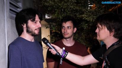 Sable - Gregorios Kythreotisin ja Daniel Finebergin haastattelu