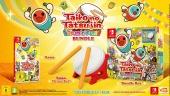 Taiko no Tatsujin: Drum 'n' Fun - Nintendo Switch -traileri