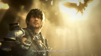 Final Fantasy XIV: Shadowbringers - kiusoittelupätkä