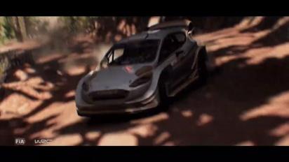 WRC 8 - paljastustraileri