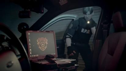 Resident Evil 2 - Live-Action -traileri