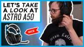 Nopea katsaus - Astro A50