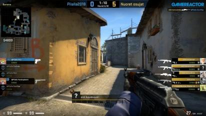 CS:GO S2 - Div 5 Round 1 - nuoret osujat vs Pilalla - Inferno