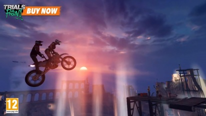 Trials Rising - Accolades-traileri