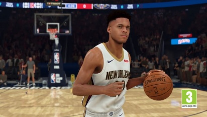 NBA 2K20 - MyPLAYER Builder -traileri
