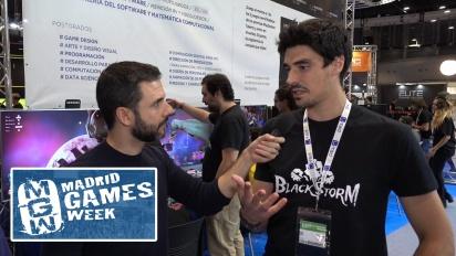 Blackstorm - Alejandro Duchini haastattelussa
