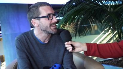 Fun & Serious - Ed Valiente haastattelussa