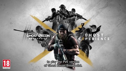 Ghost Recon Breakpoint - Ghost Experience Traileri