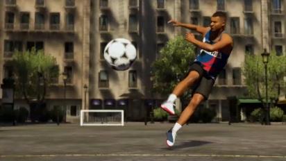 FIFA 21 - virallinen paljastustraileri