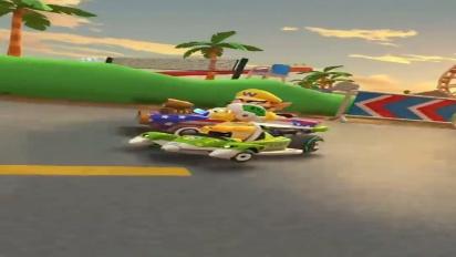Mario Kart Tour - Los Angeles Tour Traileri
