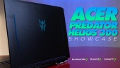 Acer Predator Helios 300 - Product Showcase