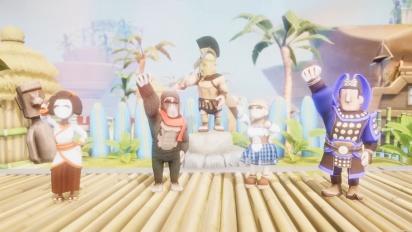 Lumberhill - Official Release Traileri