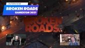 Broken Roads - Craig Ritchie haastattelussa