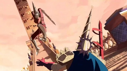 Blasphemous - Wounds of Eventide Update - animoitu paljastustraileri