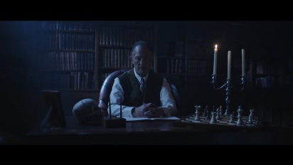 The Dark Pictures Anthology: House of Ashes - Live Action Launch Traileri