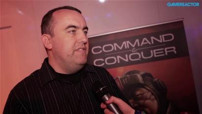 E3 13: Command & Conquerin tuottajan haastattelu