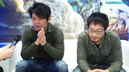 Monster Hunter 4 Ultimate: Pääjehut haastattelussa
