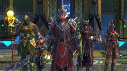 Rift - Starfall Prophecy Expansionin julkaisutraileri