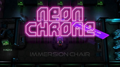 Neon Chrome - iOS -traileri