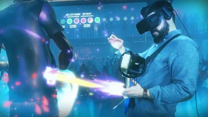 Rock Band VR - julkaisupäivän traileri