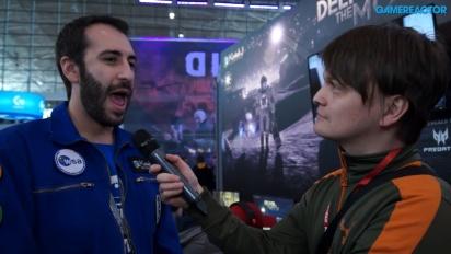 Deliver Us The Moon - haastattelussa Jordy Velasquez
