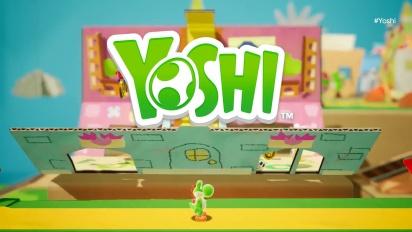 Yoshi (työnimi) - E3 2017 -traileri