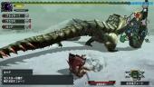 Monster Hunter XX - Barioth Nintendo Switch -pelikuvaa