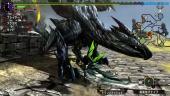 Monster Hunter XX - Valphalk Nintendo Switch -pelikuvaa