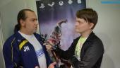Sociable Soccer - Jon Hare haastattelussa