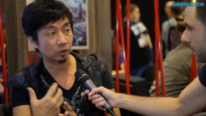 Wargaming - Ozan Kocoglu ja Akira Yamaoka haastattelussa