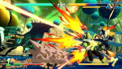 Dragon Ball FighterZ - pelikuvaa