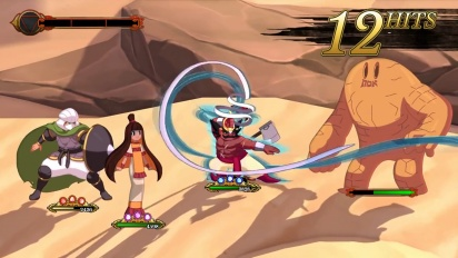 Indivisible - Welcome to the World of Loka E3 2018 -traileri