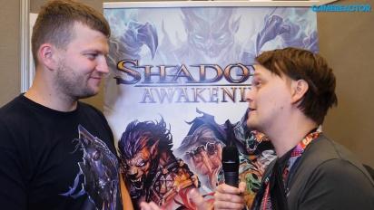 Shadows: Awakening - Peter Nagy haastattelussa
