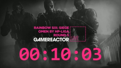GR Liven uusinta: Rainbow Six: Siege Tournament Round 5