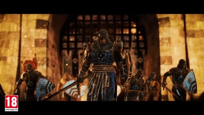 For Honor - Black Prior's Riposte -traileri