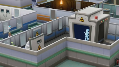 Two Point Hospital - ilmainen viikonloppu -traileri