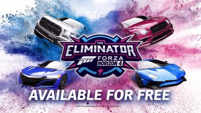 Forza Horizon 4 - The Eliminator -traileri