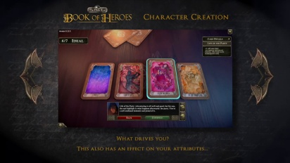 The Dark Eye: Book of Heroes - Character Creation Tutorial