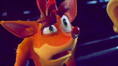 Crash Bandicoot 4: It's About Time - Uudet alustat