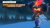 Videoarvostelussa Super Mario 3D World + Bowser's Fury